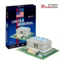 CubicFun: Lincoln Memorial (41el.)