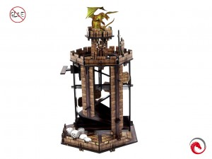 Battleground Dice Tower