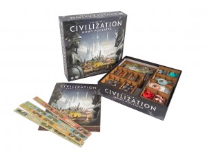 e-Raptor Insert do gry Sid Meier's Civilization: A New Dawn