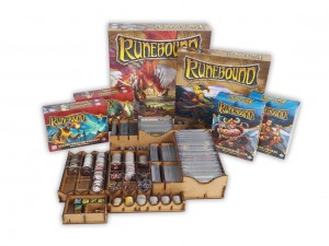 e-Raptor Insert Runebound 3rd ed + expansions