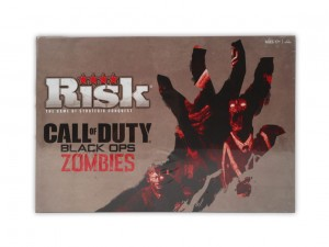 Risk - Call of Duty Black Ops, Zombies