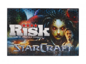 Risk - Starcraft Collector's Edition