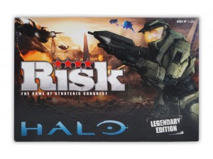 Risk - Halo Legendary Edition (Ryzyko)