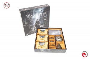 e-Raptor Insert Bloodborne the Card Game
