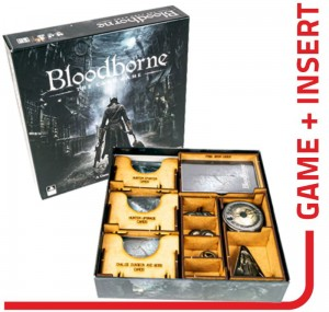 gra Bloodborne: The Card Game + insert